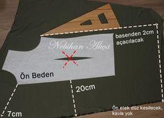 - Tesettür Pantolon Modelleri 2020 - Tesettür Modelleri ve Modası 2019 ve 2020 Riga, Sewing Techniques, Sewing Hacks, Sewing Patterns, Cards Against Humanity, Crochet, Anne, How To Wear, Molde