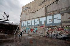 SWIZ http://www.widewalls.ch/artist/swiz/ #contemporary #art #urban #art #street #art #graffiti