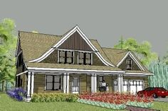 elegant cape cod house plan colonial home design featuring large front porch and open floor plan the lake elmo - Colonial Lake House Plans