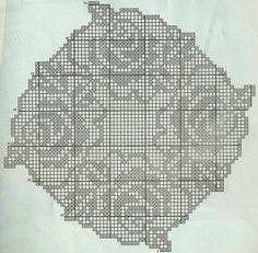Kira crochet: Scheme no. 10