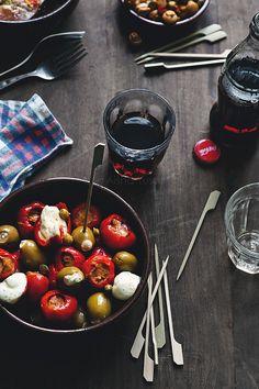 Stuffed Olives - from Aisha Yusaf's Photostream