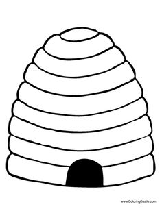 Bee Coloring Pages Bee Coloring Pages, Coloring Sheets, Bee Activities, Bee Cards, Bugs And Insects, Beeswax Candles, Bee Keeping, Spring Crafts, Preschool Crafts