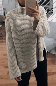 56 Sweater Outfit to Try - Style Spacez