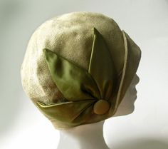 Flapper Hat Sewing Pattern