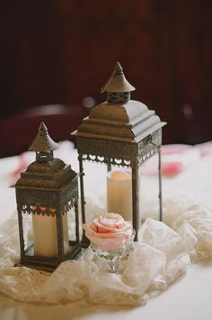 Our antique lanterns come in 5 different sizes! www.a1wedding.com 903-463-7709
