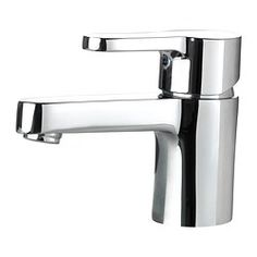 ENSEN Bath faucet with strainer, chrome plated - chrome plated - IKEA