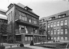St. Jozefziekenhuis jaren vijftig.