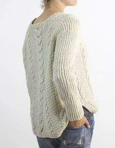 @cocoknits Nieve pattern #knitting #handknit #cables