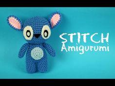 Stich Amigurumi | World Of Amigurumi - YouTube