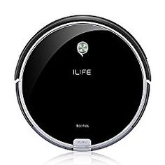 Best Robot Vacuum Cleaners 2017 Buyer's Guide and Reviews - ILIFE A6 Robotic Vacuum Cleaner