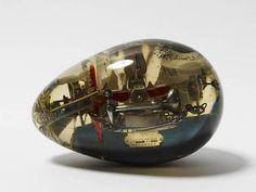 Natsuyuki Nakanishi. Compact Object. 1962 - MoMA collection