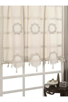 Valance Curtains, Vintage, Rose, Home Decor, Pink, Decoration Home, Room Decor, Vintage Comics, Roses