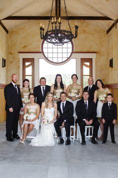 Walla Country Wedding From Gigi Hickman Photography Cowboy Boots On Bridesmaids