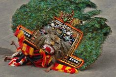 Reog Ponorogo and this is truly from Indonesia Culture Not from other Country Culture, Unfortunately they claimed it as theirs, Our Government is always late to act.
