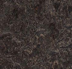 """Dark Bistre 79"""" Wide Marmoleum Real"""