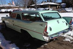 1960 Plymouth Suburban 2 Door Maintenance/restoration of old/vintage vehicles: the material for new cogs/casters/gears/pads could be cast polyamide which I (Cast polyamide) can produce. My contact: tatjana.alic@windowslive.com