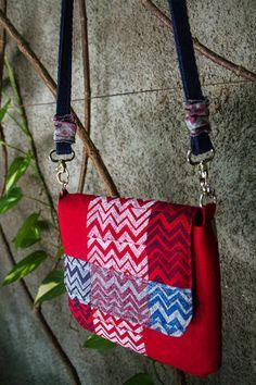 Desalinho Mini #fabric #linen #bag