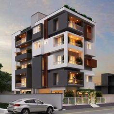 Apartment Design at Thirunelveli - Architects & Interior Designers