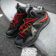 brand new e0b0c 62253 Credit guarantee that all pictures in - kind shooting, please rest assured  to buy Nike LeBron X PS Elite Killer Elite
