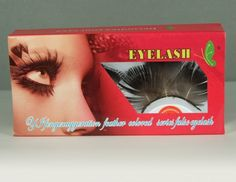 Feather Eyelashes YFA 52 Feather Eyelashes, Hairspray, Beauty Shop, Cut And Color, Hair Extensions, Hair Beauty, Make Up, Nails, Weave Hair Extensions