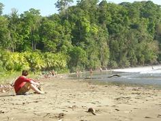 Costa Rica - Local Beach by Roderick MacKenzie via Flickr