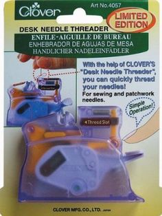Clover Needle Threader
