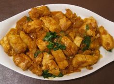 Tilapia Bhuna Ingredients: (Serves 4-6) 1 packet of fresh or frozen ...