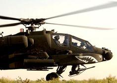 Trực thăng tấn công Apache AH-64 là loại trực thăng chiến đấu nguy hiểm và phổ biến bậc nhất hiện nay của Mỹ. Một trong những điểm nguy hiểm nhất của những chiếc AH-64 đó là nó có khả năng cơ động ở độ cao cực thấp.