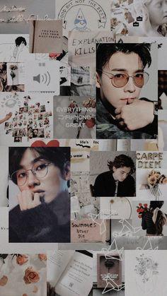 EunHyuk Lockscreen- Twitter @LKOFKPOP Choi Siwon, Lee Donghae, Leeteuk, Heechul, Super Junior Donghae, Aesthetic Lockscreens, Dong Hae, Last Man Standing, Actors