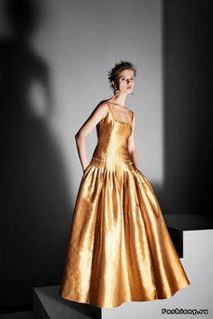 Alberta Ferretti Haute Couture Осень-Зима 2017-2018
