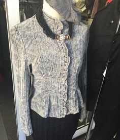 Love a good outfit on a headless mannequin! This lovely top is strutting its stuff @redcrossshops Avalon! by opshophopper