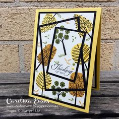 Totally Trees | Carolina Evans - Stampin' Up! Demonstrator, Melbourne Australia: Crazy Crafters…