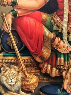 Kala Kshetram — Durga by Dr. Durga Ji, Saraswati Goddess, Goddess Lakshmi, Shiva Hindu, Shiva Shakti, Hindu Deities, Hindu Rituals, Maa Durga Image, Navratri Images