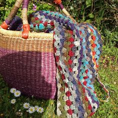 Ravelry: Lucina's Half Granny Shawl
