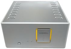 Luxman M-800A 80th Anniversary stereo power amplifier ($16,000) :: This would _flood_ the space with sound -- one of the finest amps ever made.