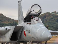 2017.11.19 #gihu #JASDF #F15 #F15J Fighter Aircraft, Fighter Jets, Aircraft Photos, Military Aircraft, Eagles, Planes, Pictures, Cold, Grey