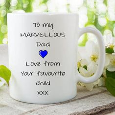 Items similar to To My Marvellous Mum With Love From Your Favourite Child Mug Mothers Day Gift Fathers Day Gift Novelty Mugs Funny Mugs Birthday on Etsy Rude Mugs, Funny Mugs, Funny Gifts, New Baby Gifts, Gifts For Dad, Lesbian Gifts, Couple Mugs, Fathers Day Mugs, Birthday Mug