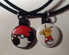 Pokemon party favor necklaces