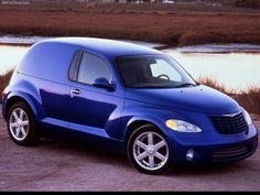 Chrysler PT Panel Cruiser, A panel van design study based on the PT Cruiser which was rumoured to be destined for production but never made it into the showroom Car Wallpapers, Hd Wallpaper, Van Conversion Kits, Pt Cruiser Accessories, Cruiser Car, Chrysler Pt Cruiser, Van Design, Vans, Dodge Trucks