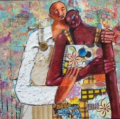 April Wilson Harrison I paint images primarily in acrylics, powders, watercolors, pencils an...