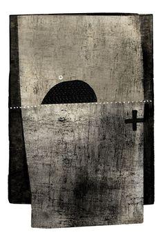 No 237 by Miroslava Rakovic, Digital print. Painting Collage, Collage Art, Contemporary Abstract Art, Modern Art, Black White Art, Fiber Art, Printmaking, Art Drawings, Art Gallery