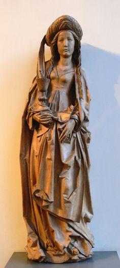 St. Barbara, Tilman Riemenschneider (German, c. 1460-1531)