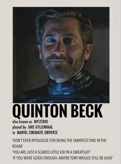 Quinton beck by Millie