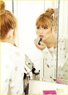 Bella Thorne: Vera Wang Pink Princess Perfume Obsessed | bella thorne primps shoshanna shoot 04 - Photo