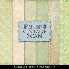 Textures - Old Vintage Backgrounds #84