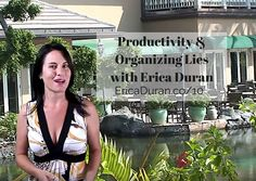 [Ep 10] Productivity & Organizing Lies with Erica Duran  iTunes: https://itunes.apple.com/us/podcast/erica-duran-show-freedom-based/id983166300  @hiltonwaikoloa   Show Notes:  http://ericaduran.co/10