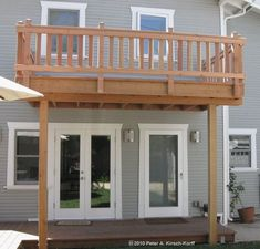 The post Deck Stairs Ideas Second Story Patio 36 Ideas 2019 appeared first on Deck ideas. Deck Stairs Ideas Second Story Patio 36 Ideas 2019 Deck Stairs Ideas Second Story Patio 36 Ideas Bedroom Balcony, Porch And Balcony, Patio Roof, Deck Stairs, Deck Railings, Wood Deck Designs, Wood Decks, Second Story Deck, Balkon Design