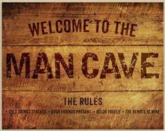 where the men hangout