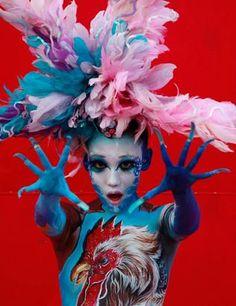 2012 International Body Painting Festival