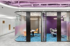 AMA Design were tasked with the design for financial technology company, Finastra, located in Bucharest, Romania. Finastra has proudly opened its new Architecture Company, Cove Lighting, Villa, Modern Office Design, Relaxation Room, Workspace Design, Bucharest, Office Interiors, Building Design